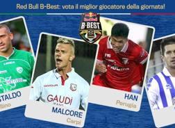 I 4 giocatori scelti per la prima giornata del RedbullB-Best