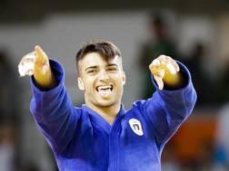 Fabio Basile,. 22 anni