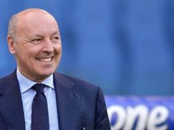 Giuseppe Marotta, Ad della Juventus. Lapresse