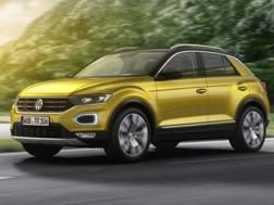 Il nuovo Volkswagen T-Roc
