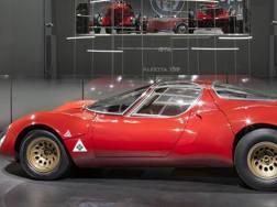Alfa Romeo 33 stradale in mostra al Museo di Arese