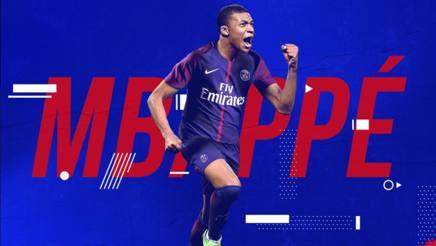 Dal profilo Twitter del Paris Saint Germain