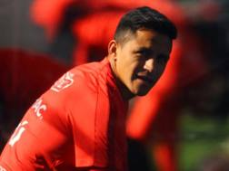 Alexis Sanchez, attaccante dell'Arsenal Reuters
