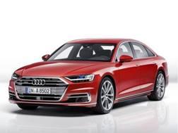 Audi si presenta con la nuova A8