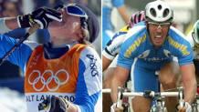 La felicità di Stefania Belmondo, lo sprint di Mario Cipollini