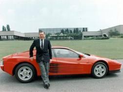 La Ferrari Testarossa disegnata da Pininfarina. Ansa
