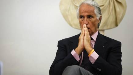 Giovanni Malagò, 58 anni. LaPresse