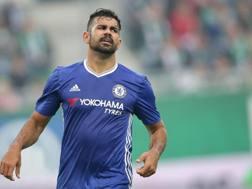 Diego Costa, 28 anni, attaccante Chelsea. EPA