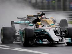 Lewis Hamilton, pole n 69 nella storia della F1. Reuters