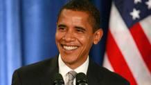 Barack Obama, nato a Honolulu (Hawaai), il 4 agosto 1961. Afp