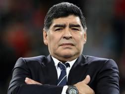 Diego Armando Maradona, 56 anni GETTY IMAGES