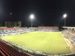 La Sardegna Arena, pronta per l'esordio in Serie A