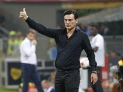 Vincenzo Montella, 43 anni, allenatore Milan. Reuters
