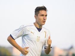 Federico Chiesa, 19 anni. Getty Images