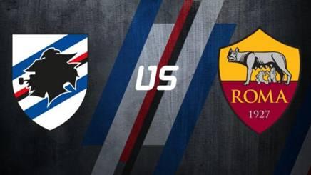 Sampdoria-Roma, prima gara rinviata in Serie A: è ufficiale