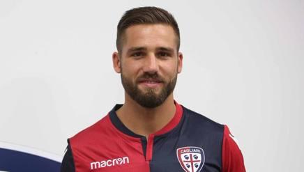 Leonardo Pavoletti, è il nuovo attaccante del Cagliari