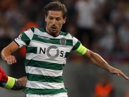 Adrien Sébastien Perruchet Silva, 28 anni, qui con la maglia dello Sporting Lisbona. Reuters