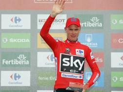 Chris Froome, 32 anni. Bettini