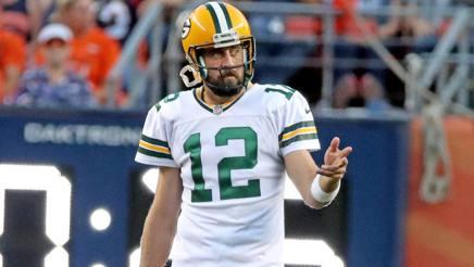 Aaron Rodgers , quarterback dei Packers. Reuters