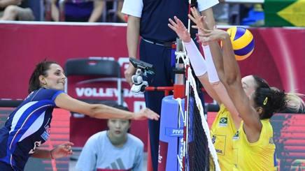 Caterina Bosetti sarà ancora titolare all'Europeo