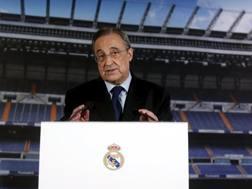 Florentino Perez, 70 anni. Reuters