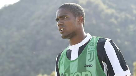 Douglas Costa, brasiliano della Juve. Lapresse