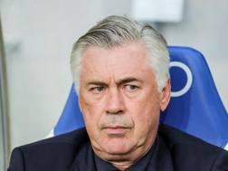 Carlo Ancelotti, 58 anni  EPA