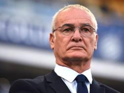 Claudio Ranieri, 65 anni. Afp