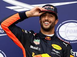 Daniel Ricciardo è quarto nel Mondiale con 144 punti. Getty