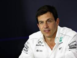 Toto Wolff. Getty