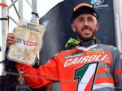 Antonio Cairoli, 31 anni, nove titoli mondiali cross