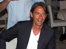 Filippo Inzaghi, 44 anni, allenatore Venezia. Bozzani
