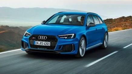 L'Audi RS4 Avant