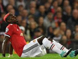 Paul Pogba, 24 anni, al Manchester United dal  2016, Getty
