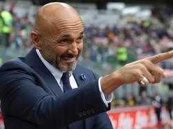 Luciano Spalletti, 58 anni, allenatore Inter. Getty Images