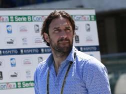 Luca Toni, 40 anni. LAPRESSE