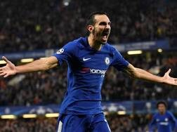 Davide Zappacosta, primo anno al Chelsea. Action Images