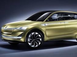 La Skoda Vision E Concept troverà applicazione nel 2019
