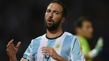 Gonzalo Higuain, 29 anni.