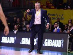 Meo Sacchetti, neo c.t. e coach di Cremona. CiamCast
