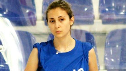 Alessia Valenti, giovanissima campionessa di bocce