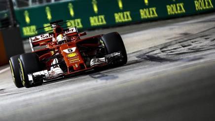 Sebastian Vettel. Epa