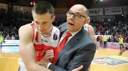 Aleksa Avramovic e Attilio Caja. CiamCast