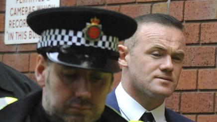 Roney lascia la pretura di Stockport dopo l'ammissione di colpevolezza. AP