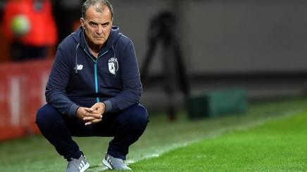 Marcelo Bielsa, tecnico del Lilla. Afp