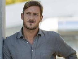Francesco Totti, 40 anni. Lapresse