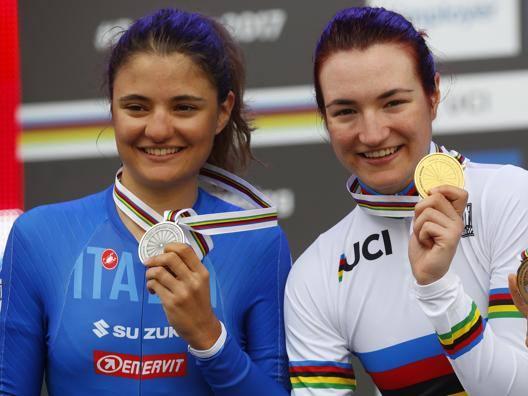 Mondiali juniores donne Pirrone-Vigilia, doppietta!