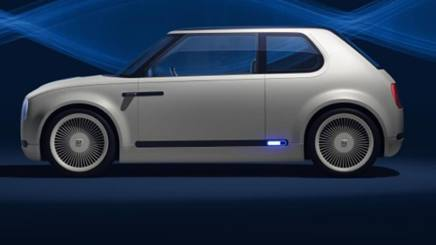 La EV Concept Honda
