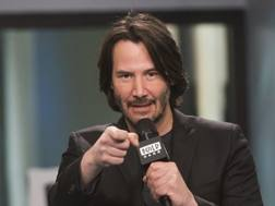Keanu Reeves, 53 anni Getty Images