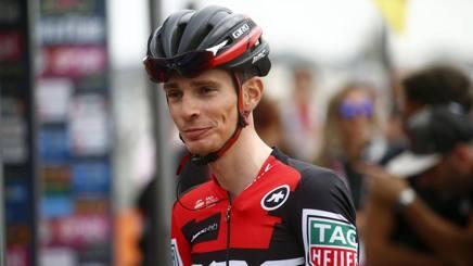 Manuel Senni, 25 anni, corridore in forza alal Bmc. Bettini